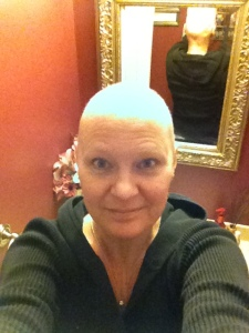 Deep into Chemo in Feb. 2013