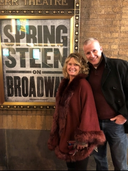 D&G Springsteen on Broadway